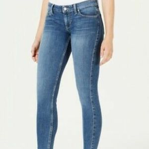 2X$35 Guess Low Rise Ankle Skinny Parker Fit Jeans